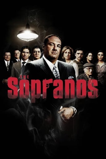 "Poster for the movie ""Los Soprano"""