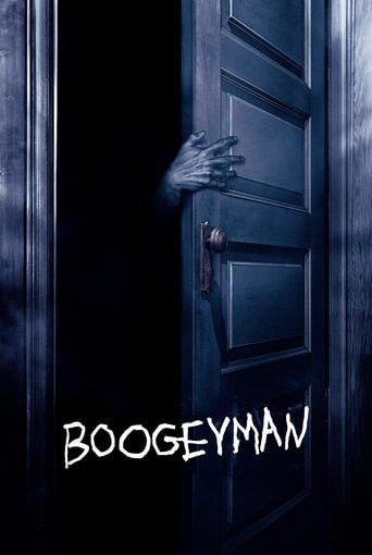 "Poster for the movie ""Boogeyman: La puerta del miedo"""