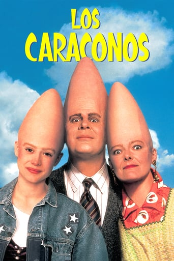 """Poster for the movie """"Los caraconos"""""""
