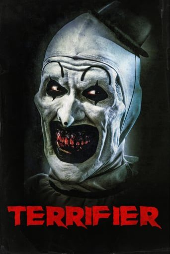 "Poster for the movie ""Terrifier"""