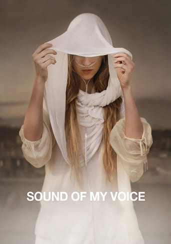 """Poster for the movie """"Sound of My Voice"""""""