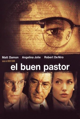 "Poster for the movie ""El buen pastor"""