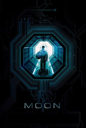 """Poster for the movie """"Moon"""""""