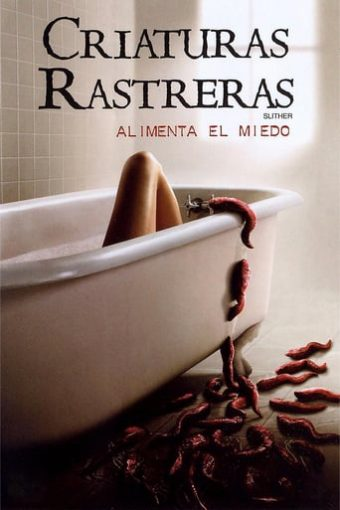 """Poster for the movie """"Slither: La plaga"""""""