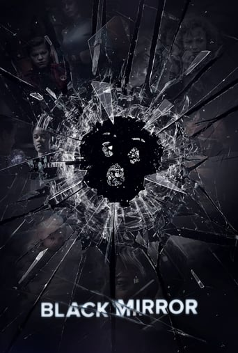 """Poster for the movie """"Black Mirror"""""""