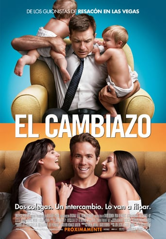 "Poster for the movie ""El cambiazo"""
