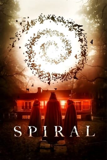 "Poster for the movie ""Spiral"""