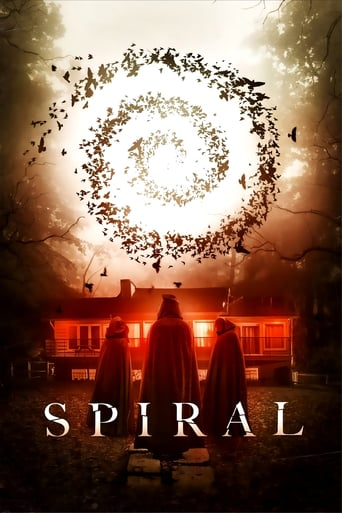 """Poster for the movie """"Spiral"""""""