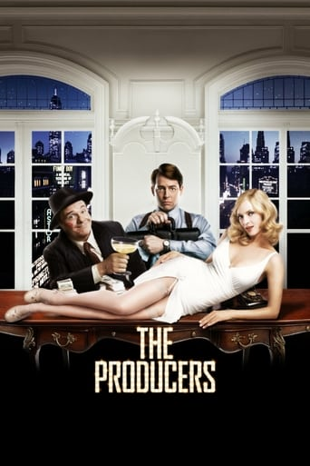 """Poster for the movie """"Los productores"""""""