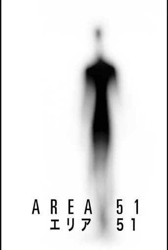 "Poster for the movie ""Área 51"""