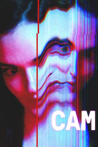 "Poster for the movie ""Cam"""