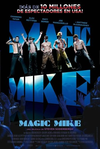 """Poster for the movie """"Magic Mike"""""""