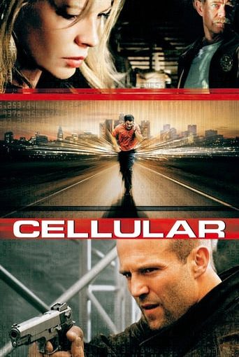 """Poster for the movie """"Cellular"""""""