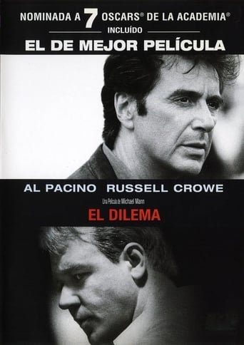"""Poster for the movie """"El dilema"""""""