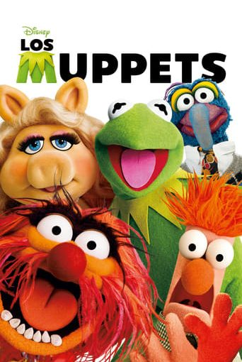 "Poster for the movie ""Los Muppets"""
