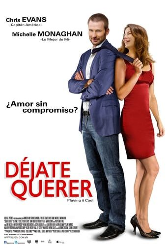 """Poster for the movie """"Déjate querer"""""""