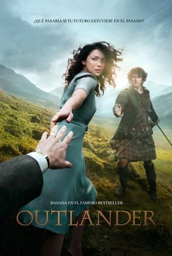"Poster for the movie ""Outlander"""