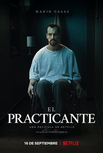 "Poster for the movie ""El practicante"""