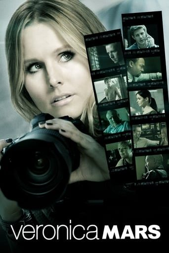 "Poster for the movie ""Veronica Mars"""