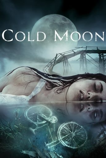 """Poster for the movie """"Cold Moon"""""""