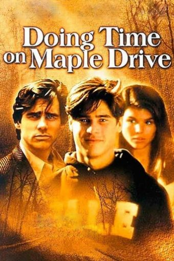 """Poster for the movie """"Regreso a Maple Drive"""""""