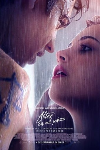 """Poster for the movie """"After: en mil pedazos"""""""