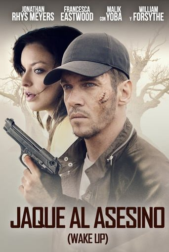 """Poster for the movie """"Jaque al asesino"""""""