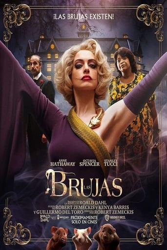 "Poster for the movie ""Las brujas"""