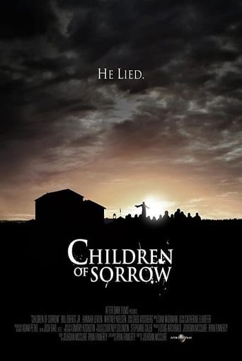 """Poster for the movie """"Children of Sorrow"""""""