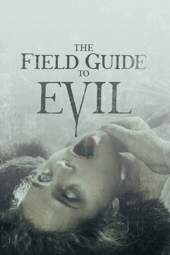 """Poster for the movie """"The Field Guide to Evil"""""""
