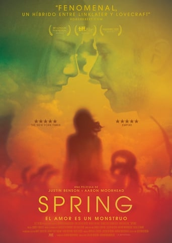 """Poster for the movie """"Spring"""""""