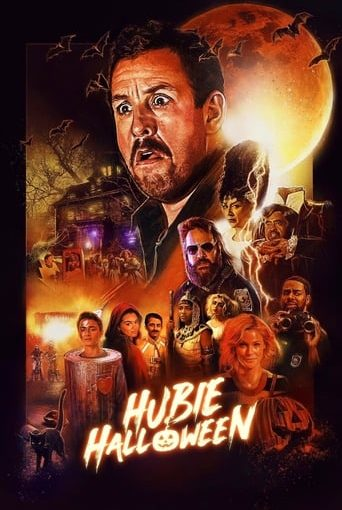 """Poster for the movie """"Hubie Halloween"""""""