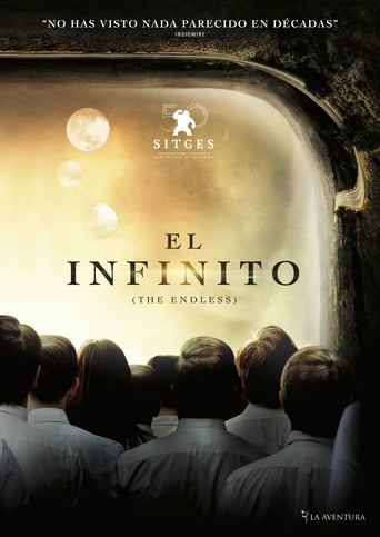 """Poster for the movie """"El infinito"""""""