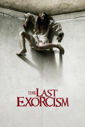 """Poster for the movie """"El último exorcismo"""""""