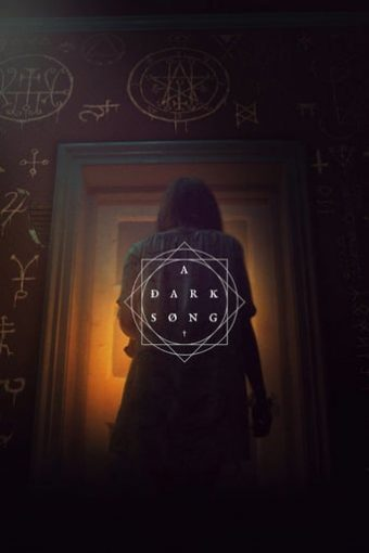 "Poster for the movie ""A Dark Song"""