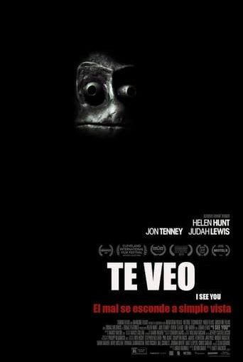 """Poster for the movie """"Te veo"""""""