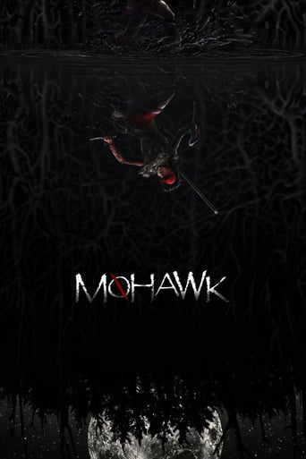 """Poster for the movie """"Mohawk"""""""