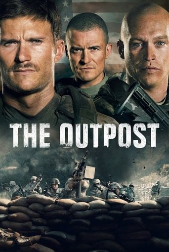"Poster for the movie ""The Outpost"""