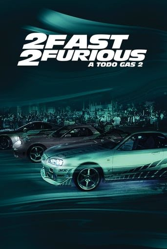 """Poster for the movie """"2 Fast 2 Furious: A todo gas 2"""""""
