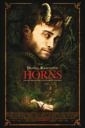 """Poster for the movie """"Horns"""""""
