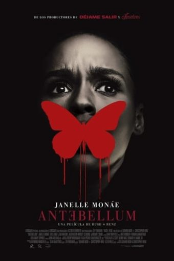 """Poster for the movie """"Antebellum"""""""