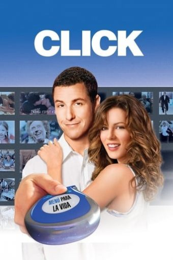 """Poster for the movie """"Click"""""""