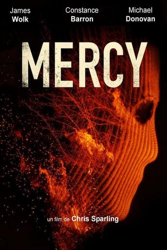 "Poster for the movie ""Mercy"""