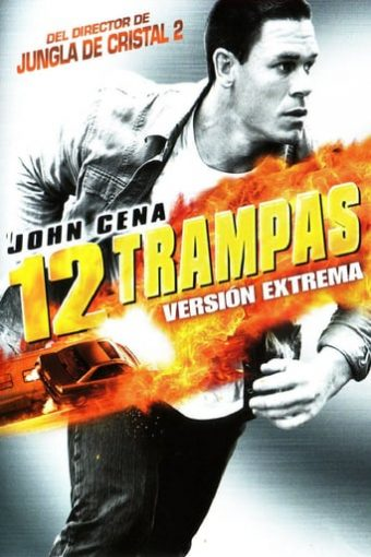 """Poster for the movie """"12 Trampas"""""""
