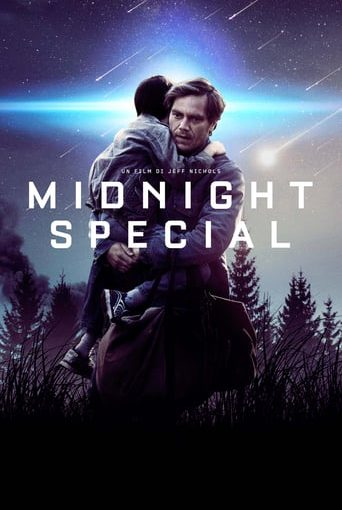 """Poster for the movie """"Midnight Special"""""""