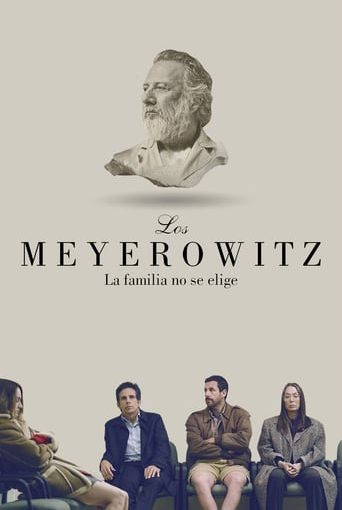 """Poster for the movie """"The Meyerowitz Stories (New and Selected)"""""""