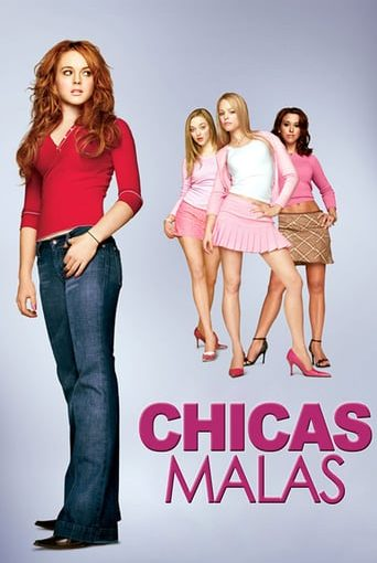 """Poster for the movie """"Chicas malas"""""""
