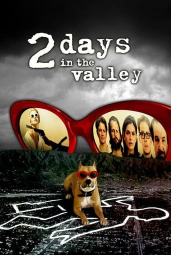"Poster for the movie ""Dos días en el valle"""