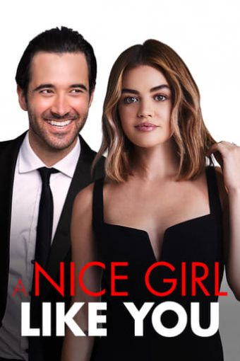 """Poster for the movie """"A Nice Girl Like You"""""""