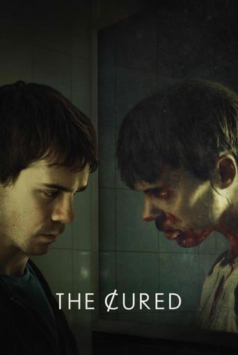 """Poster for the movie """"The Cured"""""""